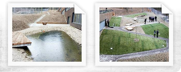 Další informace webové stránky projektu otevřená zahrada